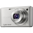 Sony Cyber-shot DSC-W380S, Silver set by 05Deducated.